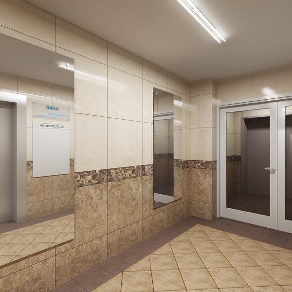 ЖК Северные высоты, отделка, лифты, холлы